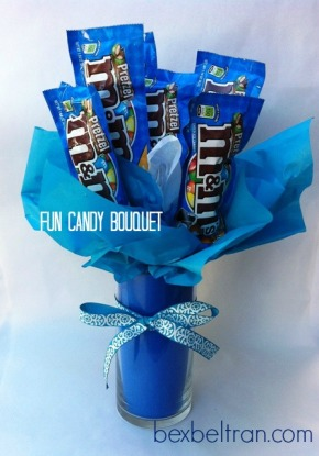 Gift Ideas- part 2 (candy bouquets)