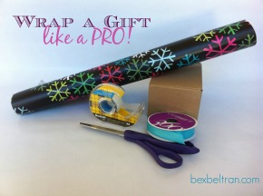 Gift Wrapping Boot Camp